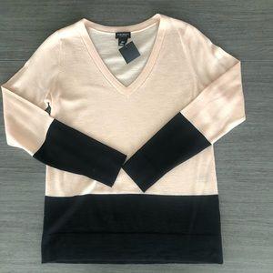 Club Monaco Italian yarn sweater